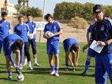 «Динамо» на сборе в Израиле. День восьмой. Первые потери