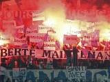 Трем фанатом «Марселя» запрещено посещать стадион три года