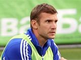 Андрей Шевченко: «Будем надеяться, что в Тель-Авиве будет много наших болельщиков»