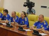 В Доме футбола состоялось вручение «А»-дипломов УЕФА