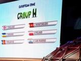 Календарь европейской группы Н ЧМ-2014  будет верстаться в Варшаве