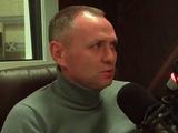 Александр ГОЛОВКО: «Самая сильная политика в Украине — это футбол!»