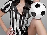 Женщины и футбол
