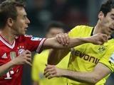 Рафинья дисквалифицирован на три матча за толчок в лицо Мхитаряна