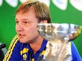Юрий КАЛИТВИНЦЕВ: «Возглавить сборную Украины мне никто не предлагал»