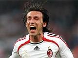 Пирло хочет завершить карьеру в «Милане»