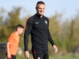 Вячеслав Шевчук стал тренером «Шахтера»