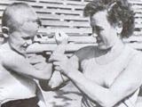 Умерла Екатерина Захаровна, мама Олега Блохина