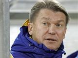 Олег БЛОХИН: «Думаю, с Яковенко будет тяжелый разговор»