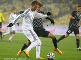 «Динамо» завершило первую часть чемпионата Украины разгромом донецкого «Металлурга» (ВИДЕО)