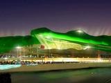 «Бурсаспор» построит стадион в форме крокодила (ФОТО)