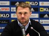 «Динамо» – «Олимпик» – 1:0. Послематчевая пресс-конференция