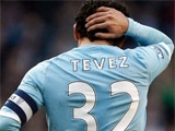 «Манчестер Сити» не будет искать замену Тевесу