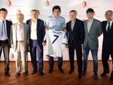 Игорь Суркис: «Каладзе играл у нас на всех позициях и везде был лучшим»