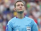 Бригада Арановского обслужит матч Испания — Италия