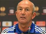 Тони Пулис: «Весь необходимый опыт буду добирать уже по ходу Лиги Европы»