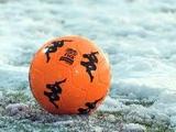 Матч чемпионата Франции перенесен из-за снегопада
