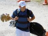Карлос Тевес победил в турнире по гольфу