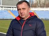 Руслан ЗАБРАНСКИЙ: «Наше поле не лучше, чем в Полтаве, но «Динамо» поступило очень достойно, предложив помощь»