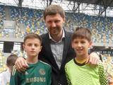 Виталий РЕВА: «Долго работать с Фоменко футболистам трудновато»
