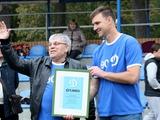 Святослав Сирота: «Собрали 40 возрастных категорий воспитанников школы «Динамо»