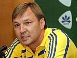 Юрий КАЛИТВИНЦЕВ: «Рад перспективе совместной работы с Хацкевичем»