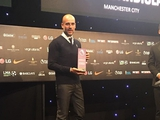 Хосеп Гвардиола признан лучшим тренером сезона в Англии