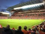 «Ливерпуль» планирует увеличить вместимость «Энфилда» до 59 тысяч человек