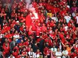 ФИФА наказала Турцию за поведение ее болельщиков на матче с Украиной
