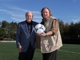 Жерар Депардье: «Футбол — это отдельная культура»