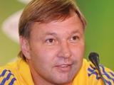 Юрий КАЛИТВИНЦЕВ: «Лучше играть дома при поддержке своих болельщиков. Нам очень нужна их помощь!»