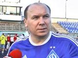 Виктор Леоненко: «Я не уверен, что «Динамо» будет вторым»