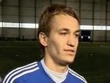 Евгений МАКАРЕНКО: «Понимаю, что за мной наблюдает тренерский штаб первой команды»