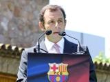 Сандро Росель: «Месси никуда не перейдет, пока я президент «Барселоны»