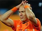 «Бавария» пока не договорилась о компенсации за травму Роббена