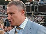 Григорий Суркис: «Противиться привлечению в сборную Эдмара не будем»