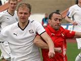 «Заря» — «Кривбасс» — 1:0. После матча