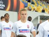 Александр Сваток: «Даже не знал, как нужно радоваться, это мой первый гол в карьере»