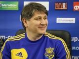 Сергей Ковалец: «Важно знать, как футболисты думают, находясь под нагрузками»