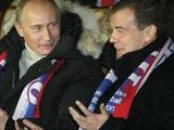Путин тайно встречался с членами исполкома ФИФА