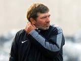 Добровольский уволен из молдавского «Вериса»