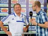 Олег Блохин: «У нас нет стабильности из-за постоянных вариаций состава»