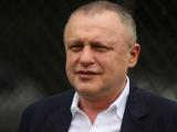 Игорь Суркис: «Достигли договоренности с Красниковым о сотрудничестве в работе по трансферам»