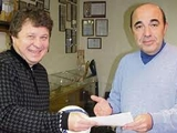 Заваров отсудил в Лозанне у Рабиновича миллион