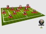 Названа Команда года-2011 по версии UEFA.com