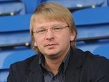 Сергей Палкин: «Прежде чем куда-то ехать, чемпионат СНГ нужно обсудить между собой в Украине»