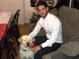 Иско назвал свою собаку Месси