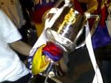 Разбитый Кубок Испании выставили в музее