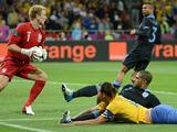 Евро-2012, день восьмой. Швеция — Англия — 2:3