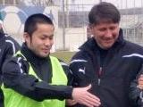 Го Нагаока — первый японец в украинском футболе